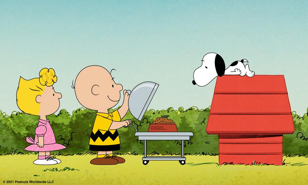 """I Peanuts festeggiano il compleanno di Snoopy con il nuovo cortometraggio """"Take Care with Peanuts"""""""