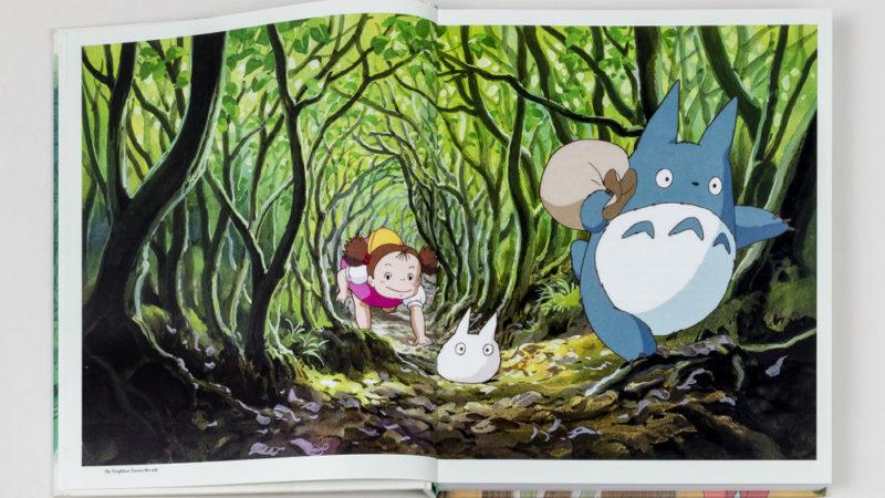 L'Academy Museum of Motion Pictures pubblicherà il catalogo per la mostra di Miyazaki