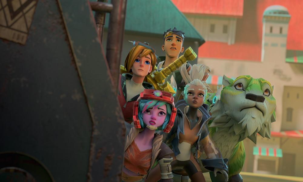 He-Man and the Masters of the Universe debutterà in tutto il mondo su Netflix il 16 settembre