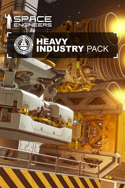 宇宙エンジニア:重工業パック
