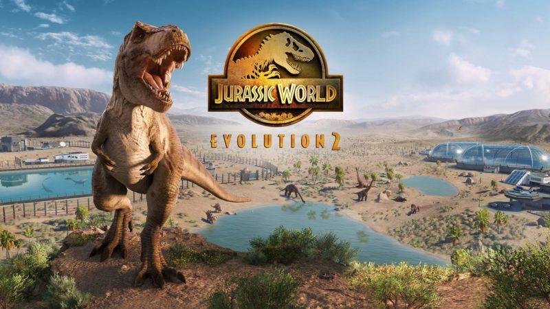 Il videogioco Jurassic World Evolution 2 uscirà il 9 novembre per Xbox
