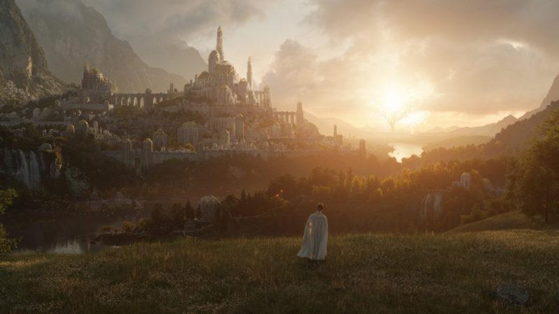 """Amazon rivela l'anteprima della serie animata de """"Il Signore degli Anelli"""""""