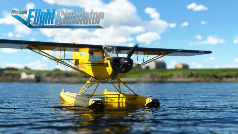 Microsoft Flight Simulator annuncia Aviat Aircraft Husky A-1C