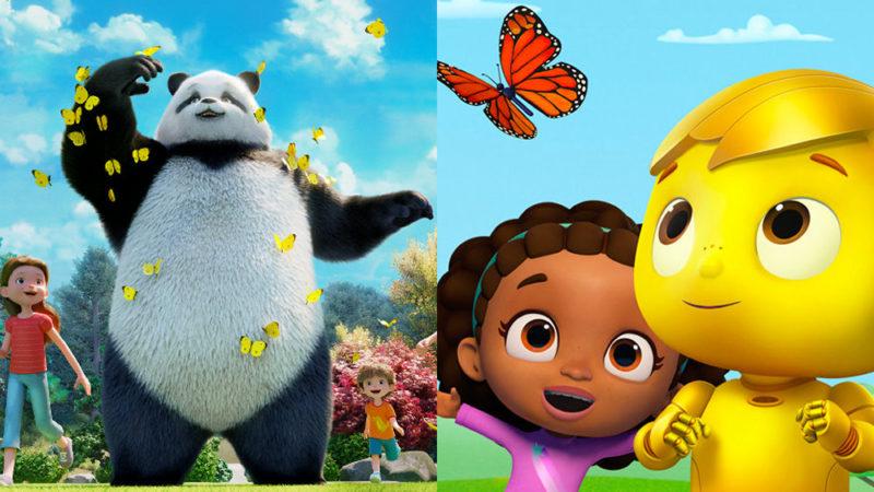"""Stillwater""e ""Doug Unplugs"" le serie animate prescolari su Apple TV+"
