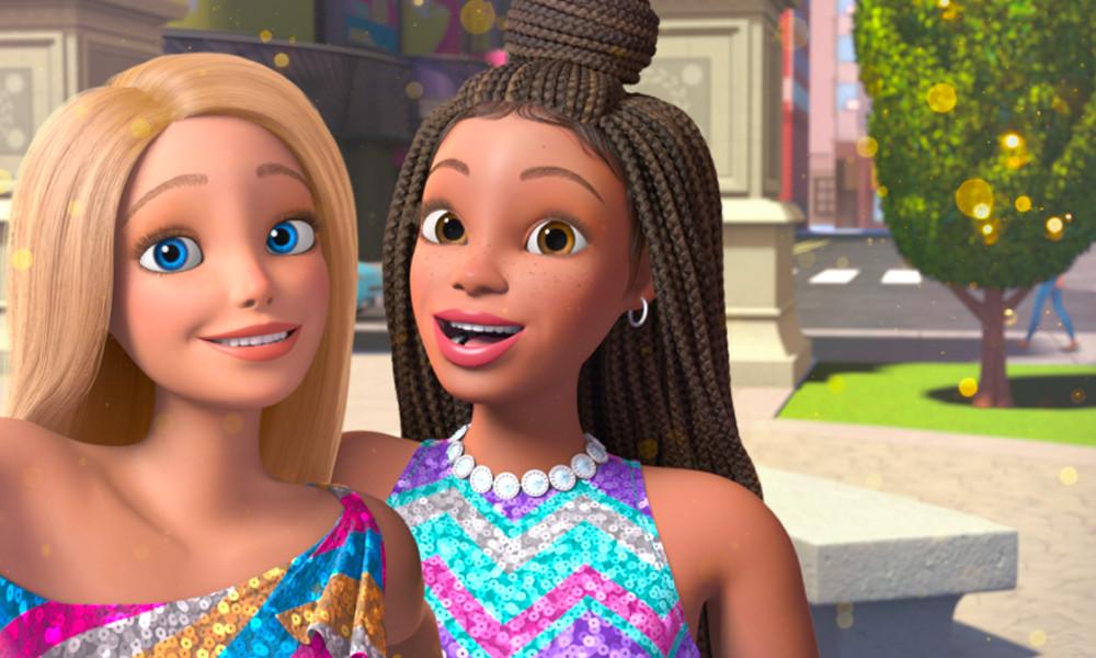 Il film di Barbie: Big City, Big Dreams (Barbie: grande città, grandi sogni)