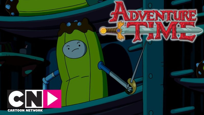 Guarda il video di Adventure Time – Misteriosi attacchi
