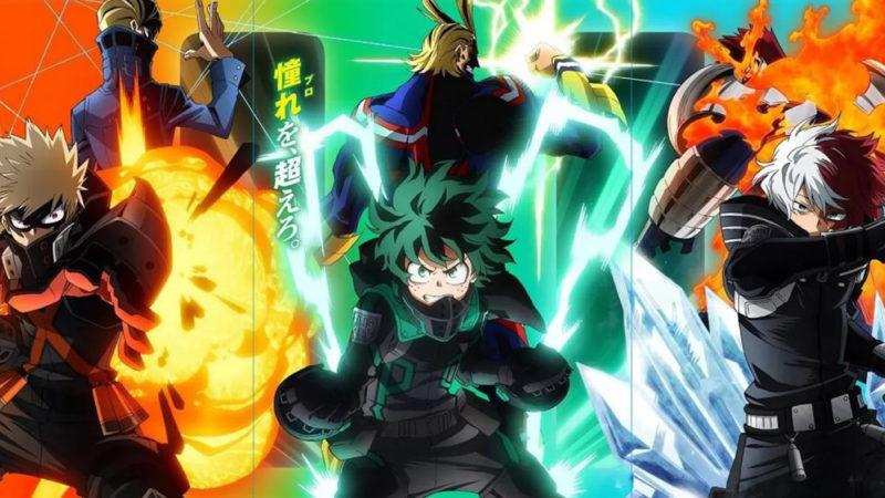 """Il nuovo trailer di """"My Hero Academia: World Heroes"""""""