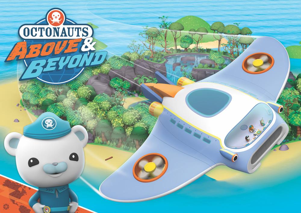 Gli Octonauti: In missione sulla Terra (Octonauts: Above & Beyond)