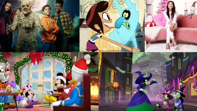 "Disney annuncia le serie autunnali, più ""Marvel Spidey"""