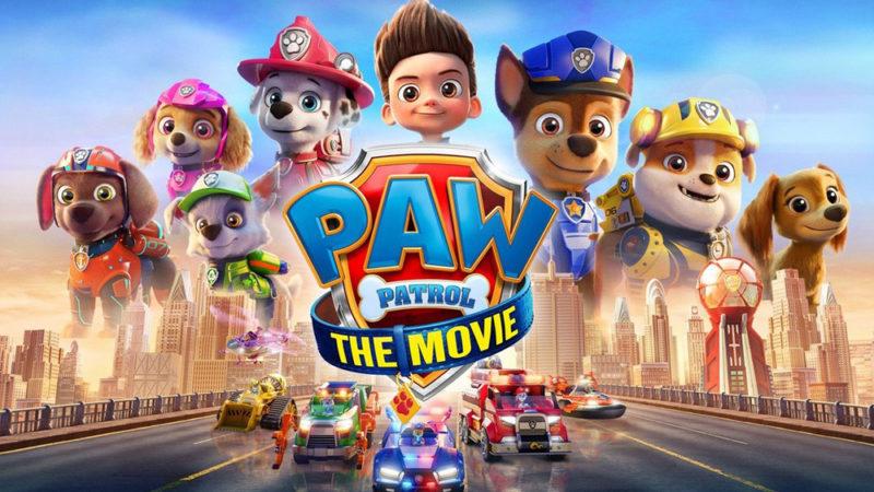 """Paw Patrol il film"" incassa 13 milioni di dollari negli Stati Uniti"