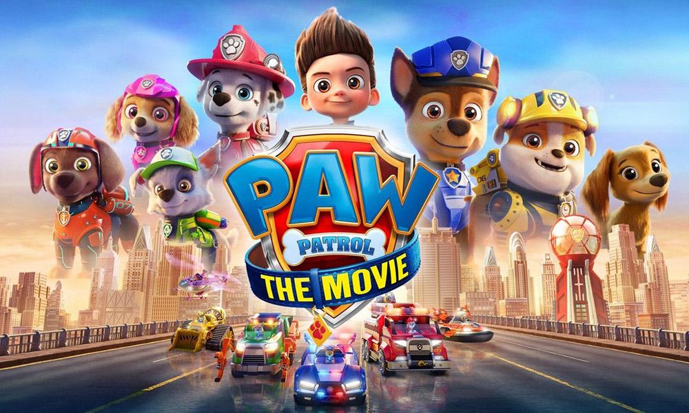 """Film """"Psi Patrol"""" zarobił 13 milionów dolarów w Stanach Zjednoczonych -  Cartoni Online"""