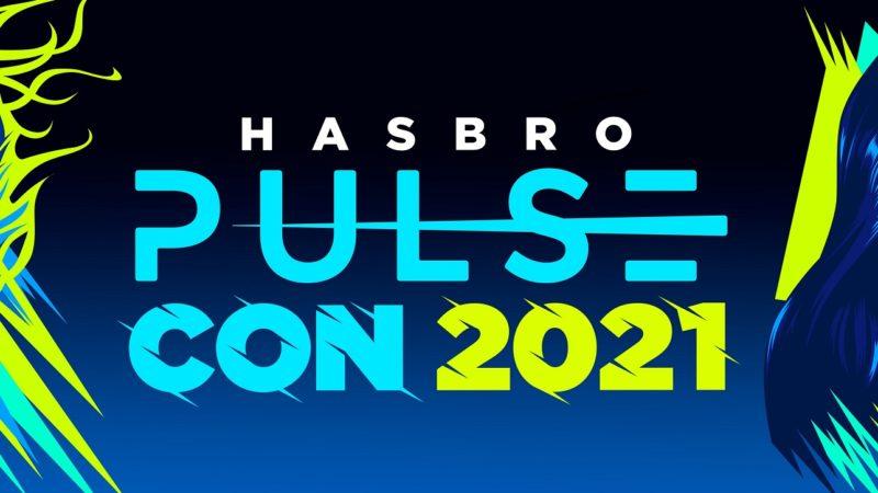 L'evento virtuale Hasbro Pulse Con ritorna questo ottobre