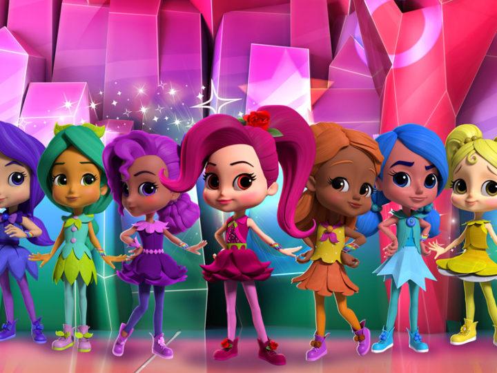 Aggiornamenti su serie animate TV e in streaming da tutto il mondo