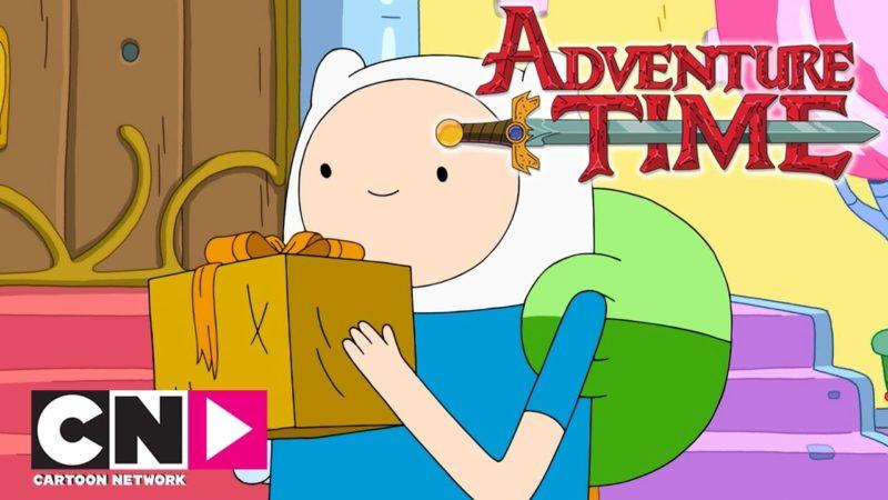 """Guarda il video di Adventure Time """"Regali di compleanno"""" di Cartoon Network"""