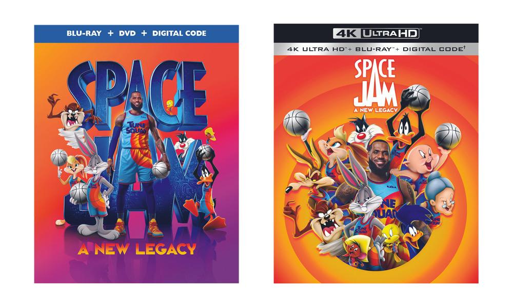 'Space Jam: A New Legacy' uscirà in home video il prossimo mese