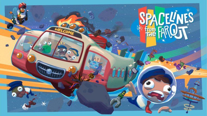 Il videogioco Spacelines From the Far Out verrà lanciato il 4 novembre
