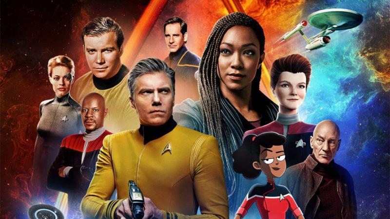 """Paramount+ trasmetterà in diretta streaming lo """"Star Trek Day"""" a settembre"""