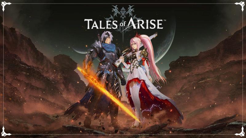 Il videogioco di ruolo fantasy Tales of Arise