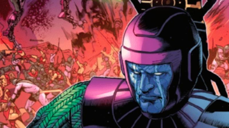 La storia di Kang il conquistatore il supercriminale dei fumetti Marvel