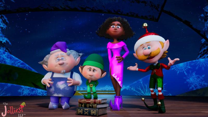 "TRICK 3D, Discovery Kids LatAm Team per il talent show animato di Natale ""Jolliest Elf"""