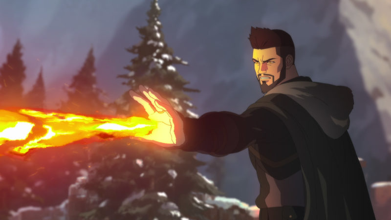 "Netflix svela il trailer ufficiale di ""The Witcher: Nightmare of the Wolf"""