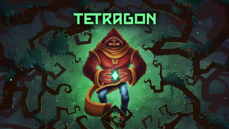 Il videogioco puzzle da favola Tetragon è ora disponibile per Xbox