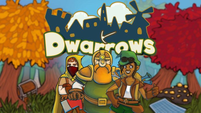 Il videogioco fantasy Dwarrows è disponibile da per Xbox One e Xbox Series X S
