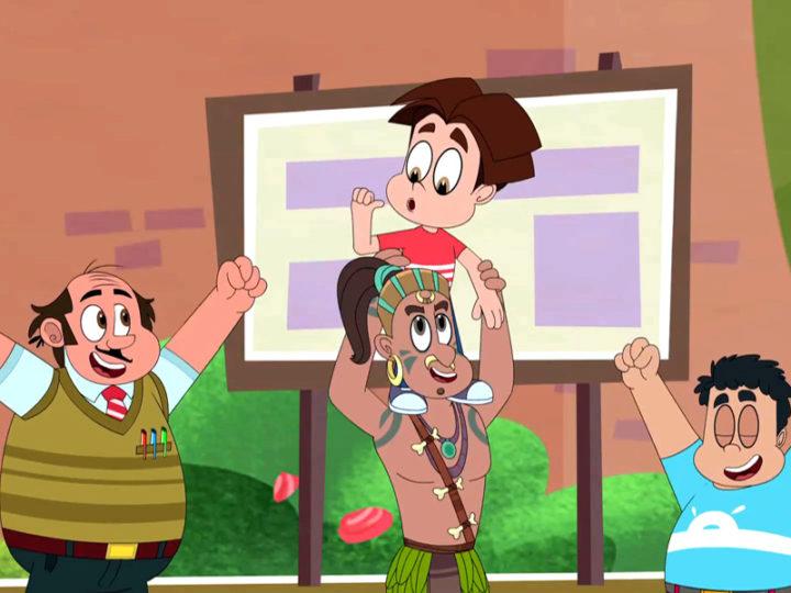 Titoo la serie animata indiana della WarnerMedia