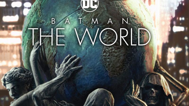 I fumetti DC UNIVERSE INFINITE in arrivo a settembre e altre novità!