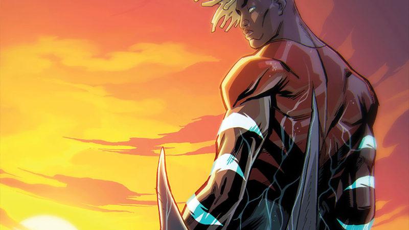 """La miniserie a fumetti di """"Aquaman: The Becoming"""" a settembre"""