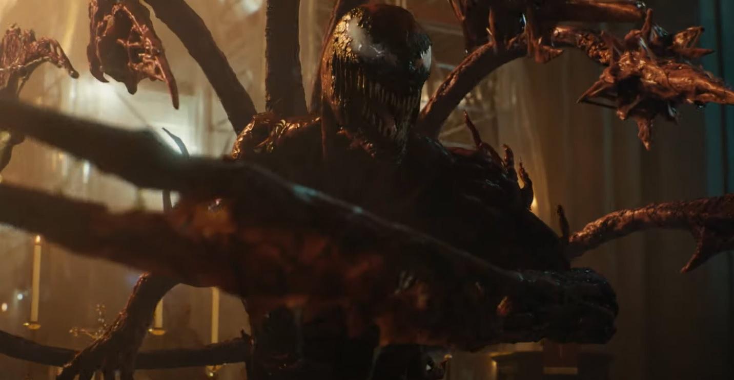 Guarda il nuovo trailer di Venom – La furia di Carnage (Venom: Let There Be Carnage)