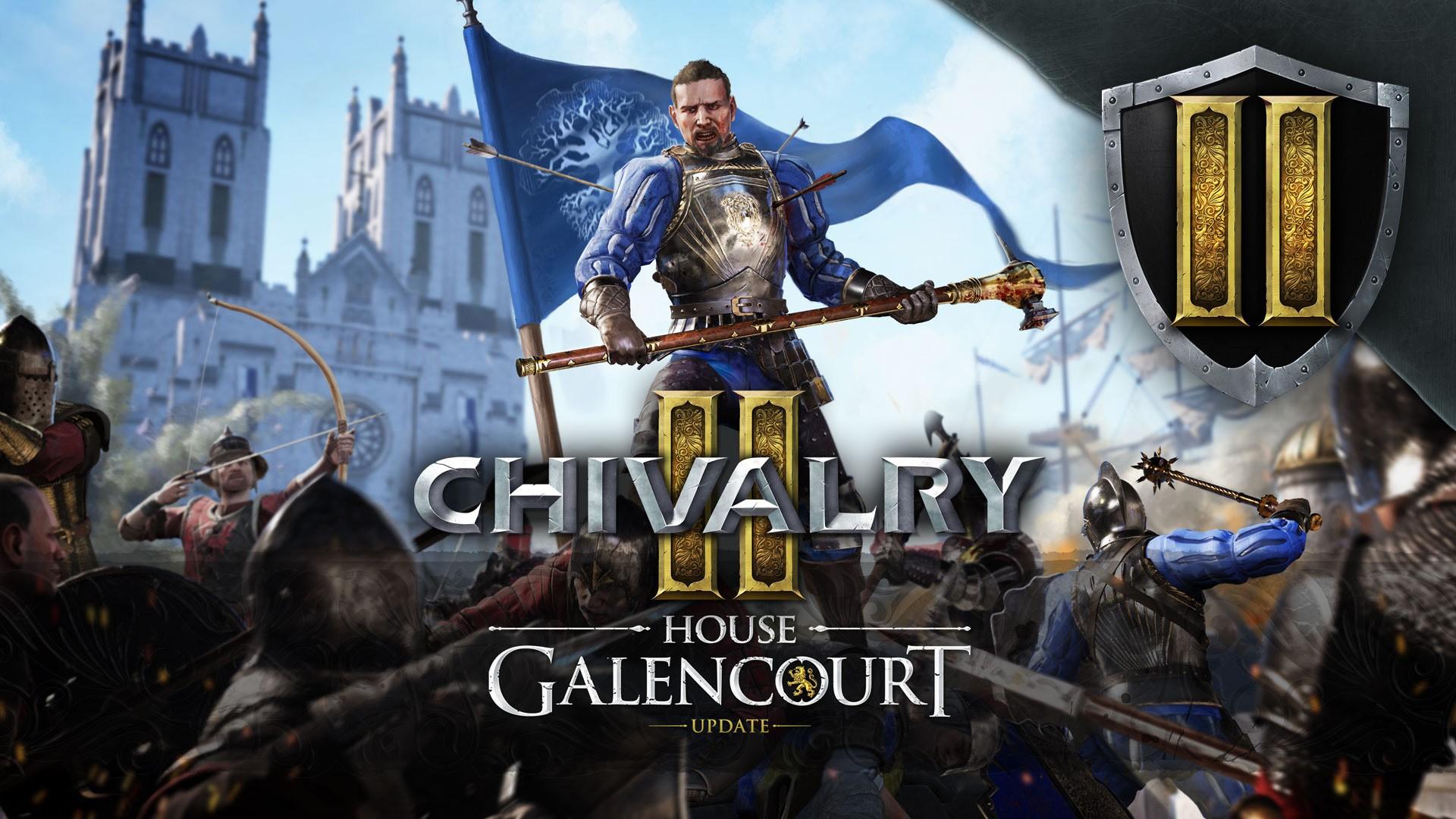 Il videogioco Chivalry 2: House Galencourt – Nuovi aggiornamenti