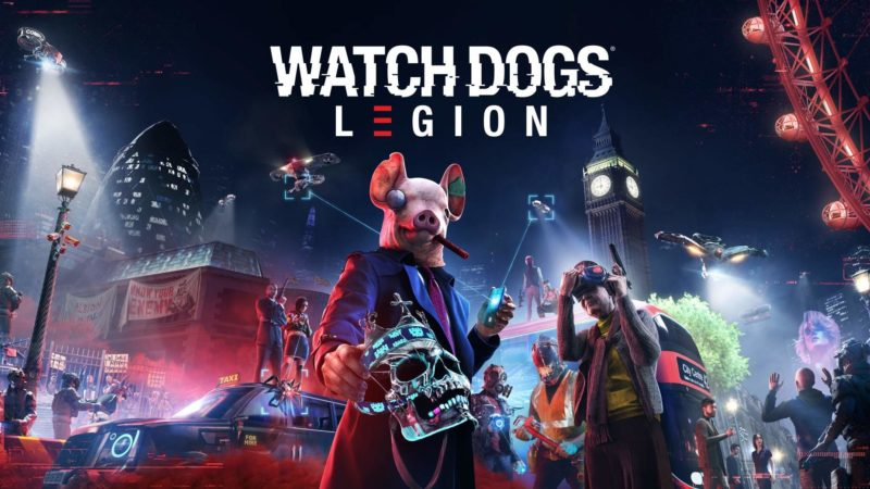 L'aggiornamento del videogioco Watch Dogs: Legion Assassin's Creed Crossover