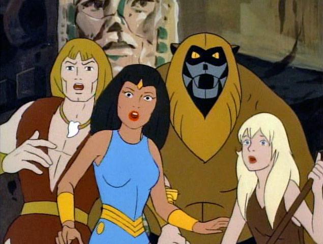 Thundarr il Barbaro la serie animata  del 1983