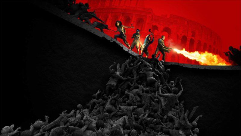 Il videogioco di World War Z: Aftermath