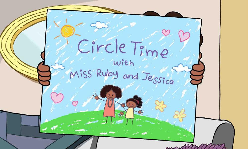 """L'icona dei diritti civili Ruby Bridges si unisce a """"Circle Time"""" con """"Craig of the Creek"""""""