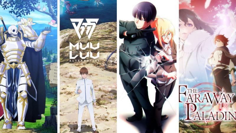 Crunchyroll annuncia una nuova enorme lista di anime