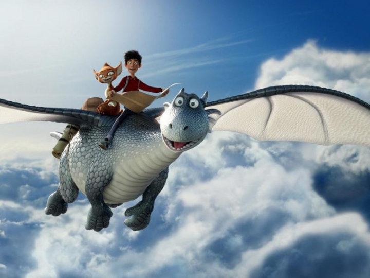 """Il film di animazione tedesco """"Firedrake il drago d'argento"""" su Netflix"""