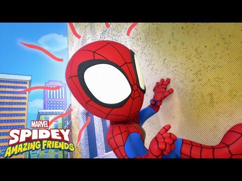 """Guarda il video di Marvel Spidey e i suoi fantastici amici """"S O S  Kitty! """""""