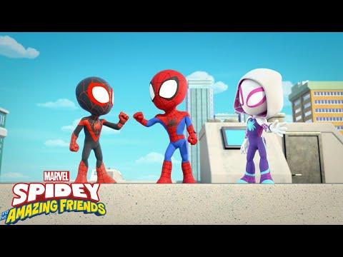 """Guarda il video Marvel Spidey e i suoi fantastici amici """"Fermo Dottor Octopus"""""""