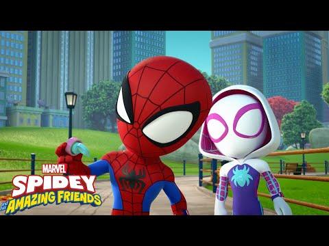 """Guarda il video Marvel Spidey e i suoi fantastici amici """"Il Mistero di Spidey"""""""