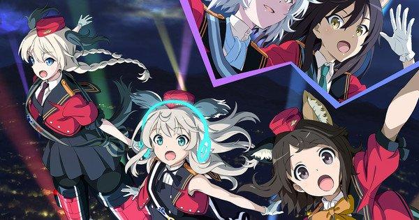 L'anime TV di Luminous Witches è stato posticipato dal 2021 al 2022 – Notizie