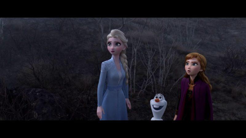 """Guarda il video di Frozen 2 – Il Segreto di Arendelle  """" Olaf ed Elsa nel bosco"""""""