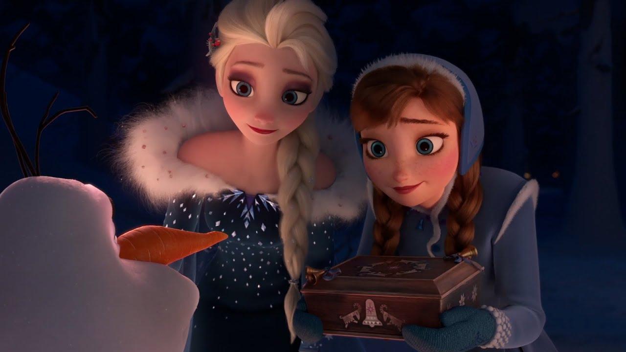 """Guarda il video di Frozen – Le avventure di Olaf """" La gang trova Olaf"""""""
