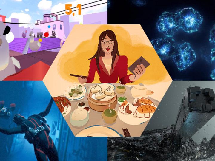 Il Festival Internazionale dell'Animazione di Ottawa e la realtà virtuale