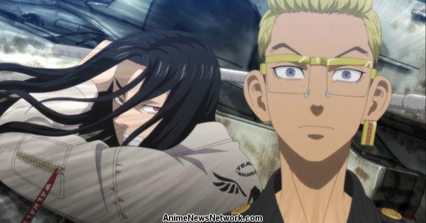 La storia dell'anime manga per adulti Tokyo Revengers
