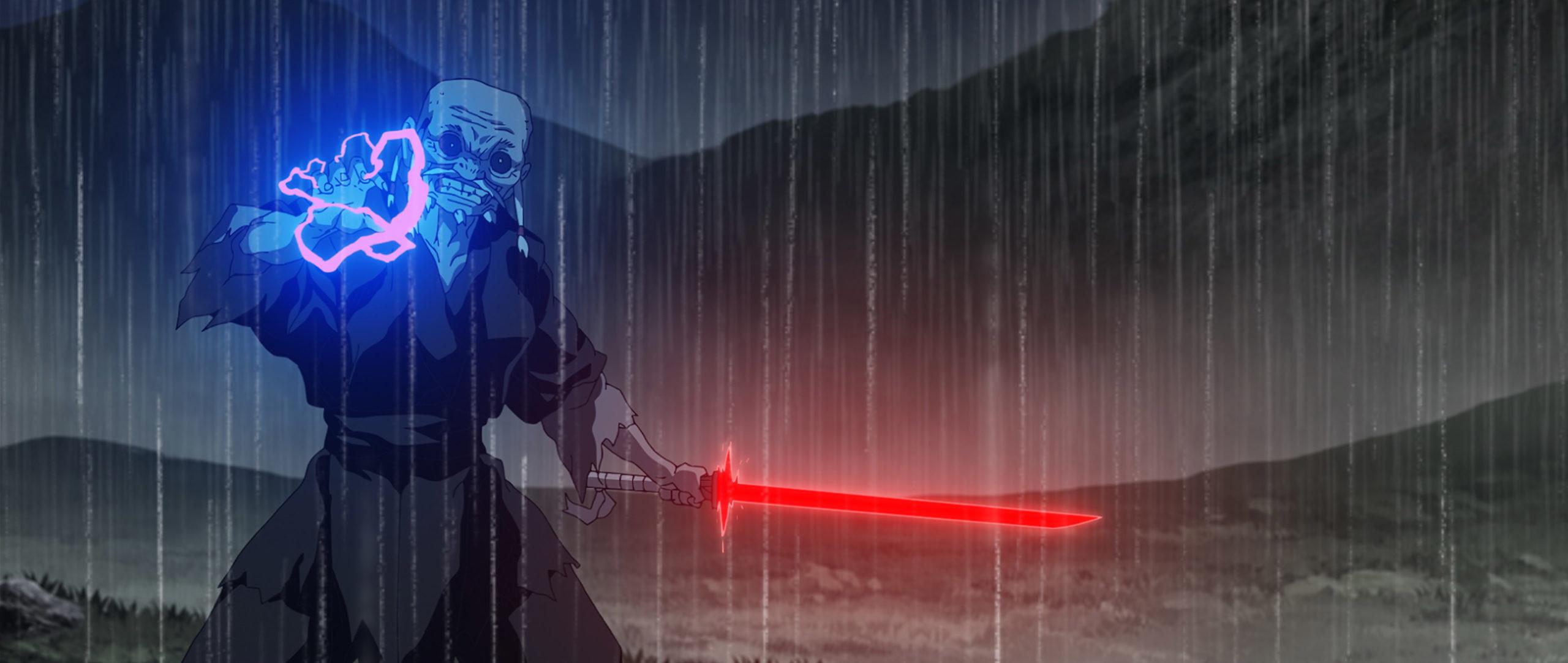 Star Wars Visions – Il trailer della serie in esclusiva su Disney + dal 22 settembre