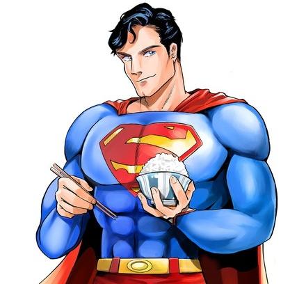 Superman diventa un fumetto manga