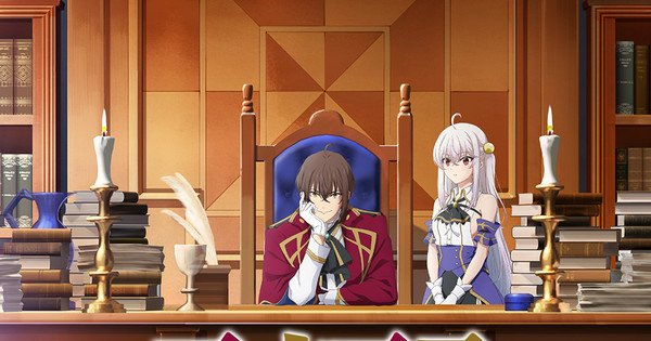 The Genius Prince's Guide to Raising a Nation Out of Debt TV Anime Premiere il prossimo gennaio – Notizie
