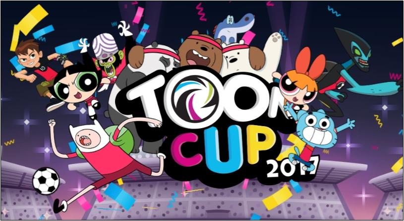 Gioco online gratis di calcio con i personaggi Cartoon Network